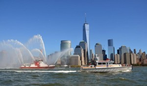 """The """"William M. Feehan"""" Fireboat"""