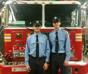 FF Sarcone (E231) & FF Kittle (E231) Enter Quarters For 1st Time