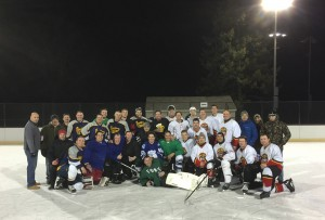 2nd Annual Winter Classic - Our Brothers From Bradford Street Win The Cup!
