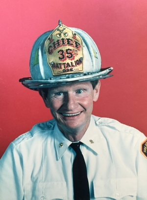 "A Tribute To BC George Eysser – ""A Consummate Fire Officer"""