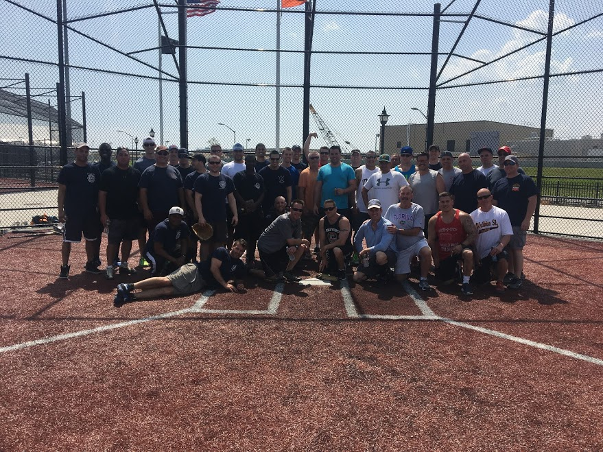 1st Annual 44 Battalion Softball Tournament