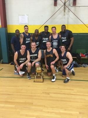Watkins Street Wins Basketball Championship!