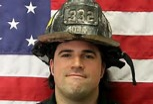FDNY Firefighter Timothy Melia E332, United States Marine