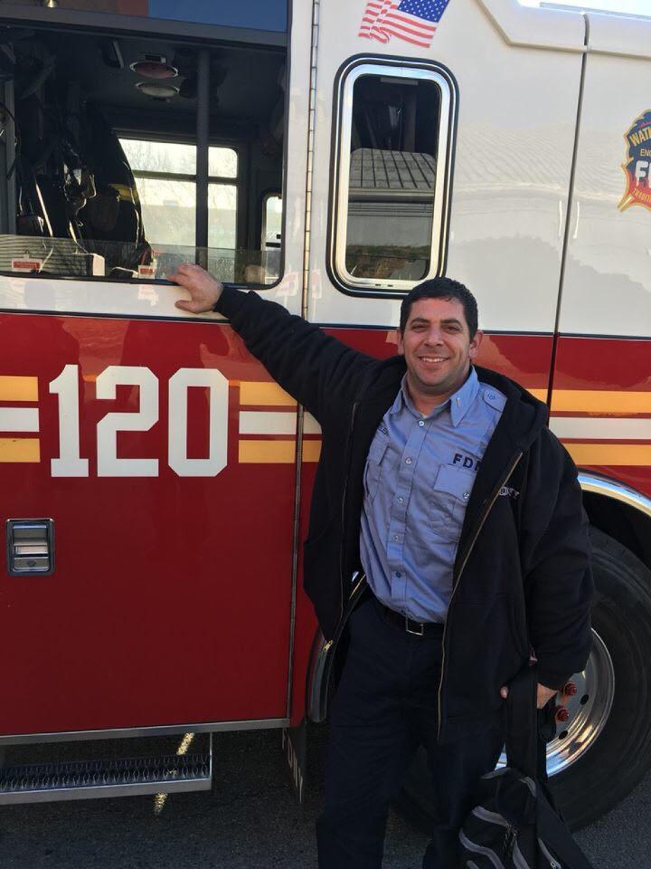 Congrats To Lt. Daniel Monteleone