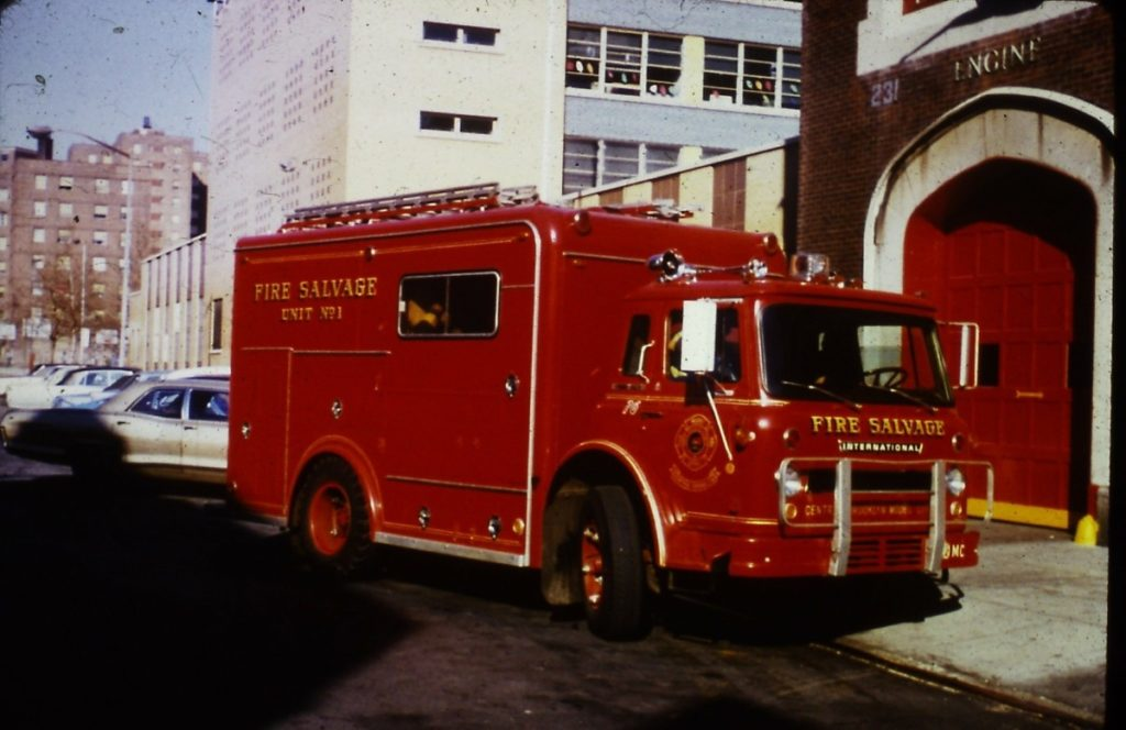 FDNY Engine 231 / Ladder 120 – Page 2 – New York, NY