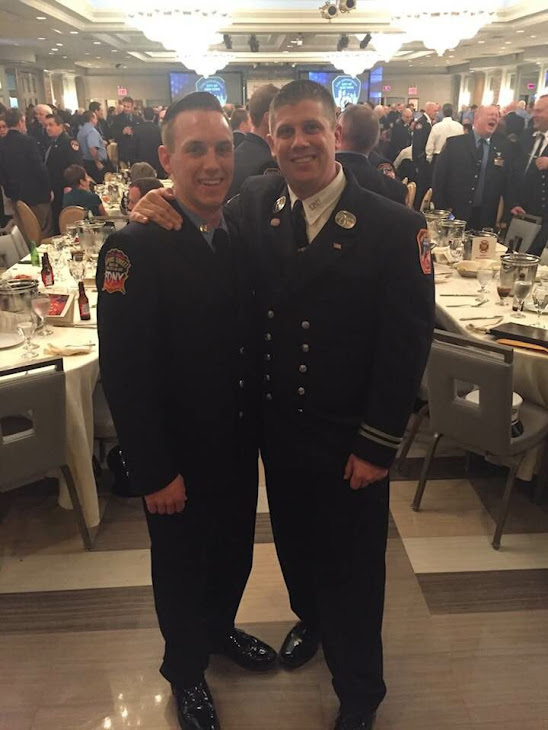 FDNY Honor Legion Induction Ceremony