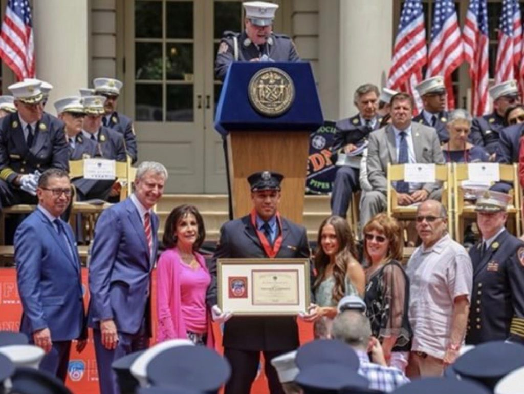 Congrats to FF Trevor Lawrence